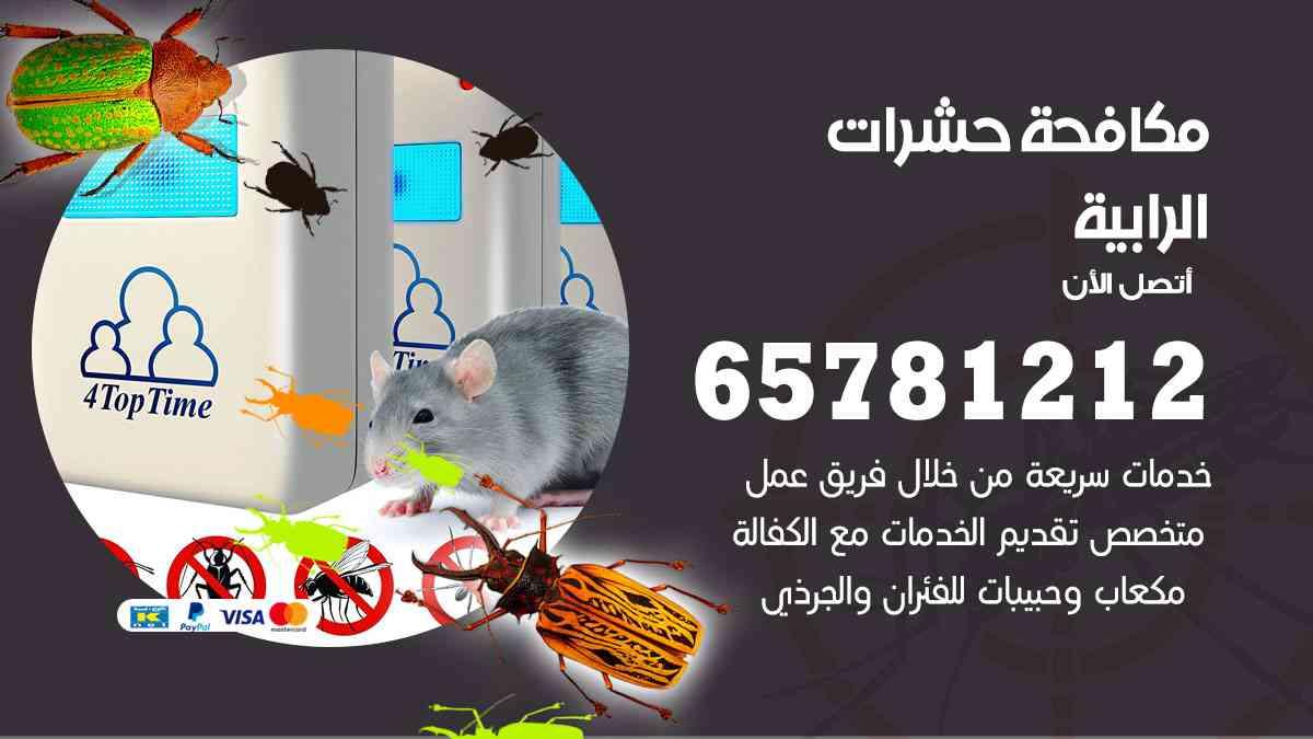 شركات مكافحة حشرات الرابية