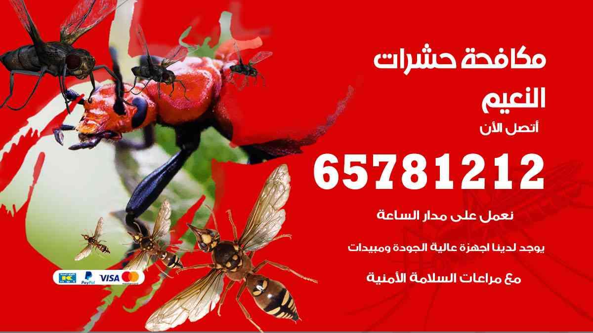 شركات مكافحة حشرات النعيم