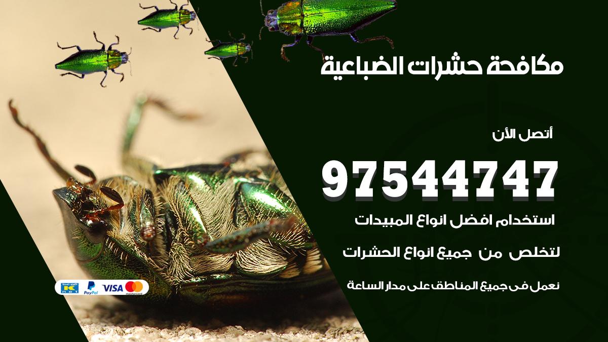 مكافحة حشرات وقوارض الضباعية